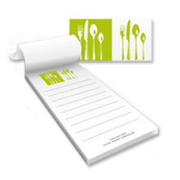 Notepads Gastronomy